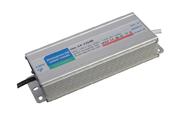 IP67 LED Power Supply 100W (Standard Metal Type)