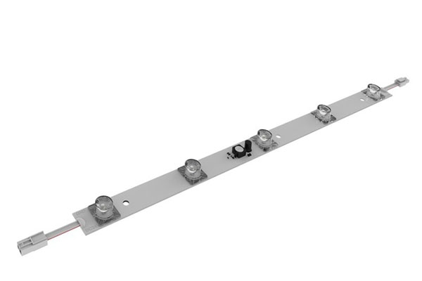 SMD 3030 LED 5 LEDs edge lit bar