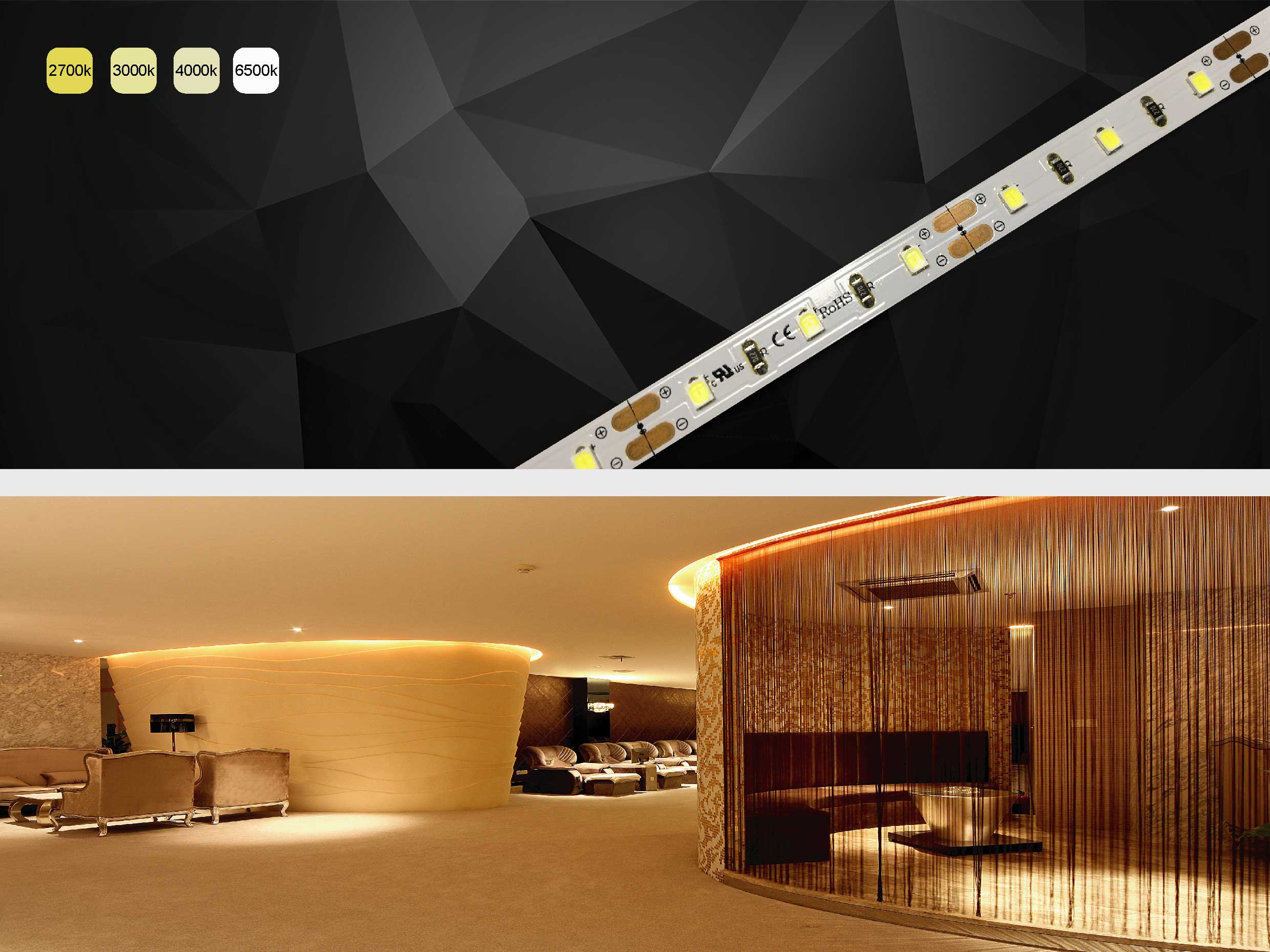 LED strip,SE60LA1-SEC0LA1